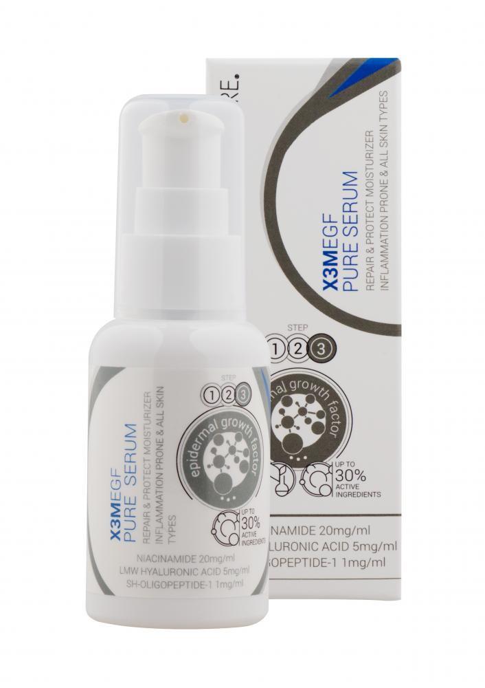 ClinicCare X3M EGF Pure Serum - 50 ml