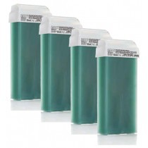 Depiluxe Harspatronen 80 ml - Azuleen/Groen - 24 stuks