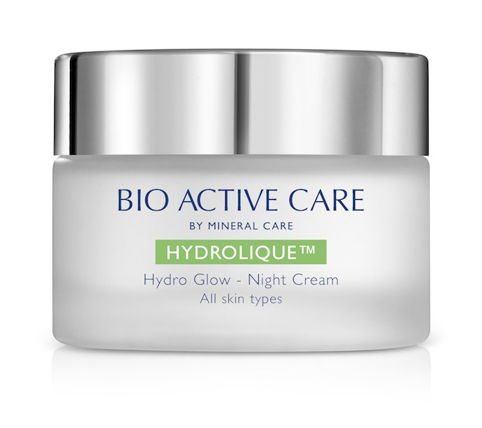 vooraanzicht Hydro Glow Night Cream
