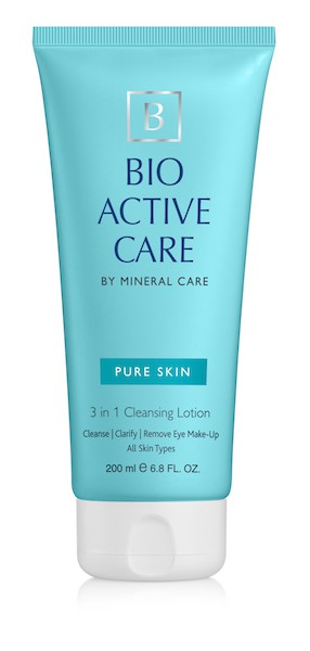 Pure Skin 3 in 1 Cleansing lotion - 200 ml