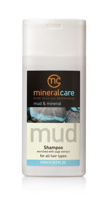 Mineral Care Elements Mud shampoo