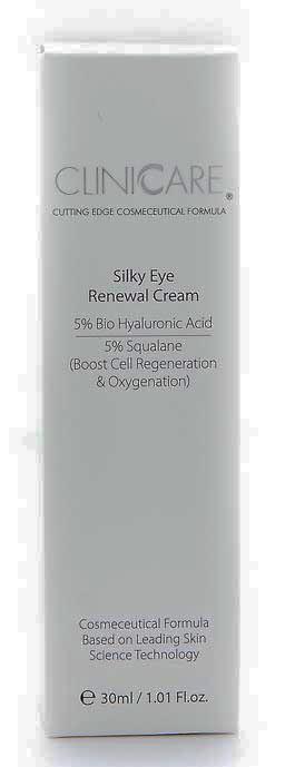 ClinicCare Silky Eye Renewal Cream - 50 ml