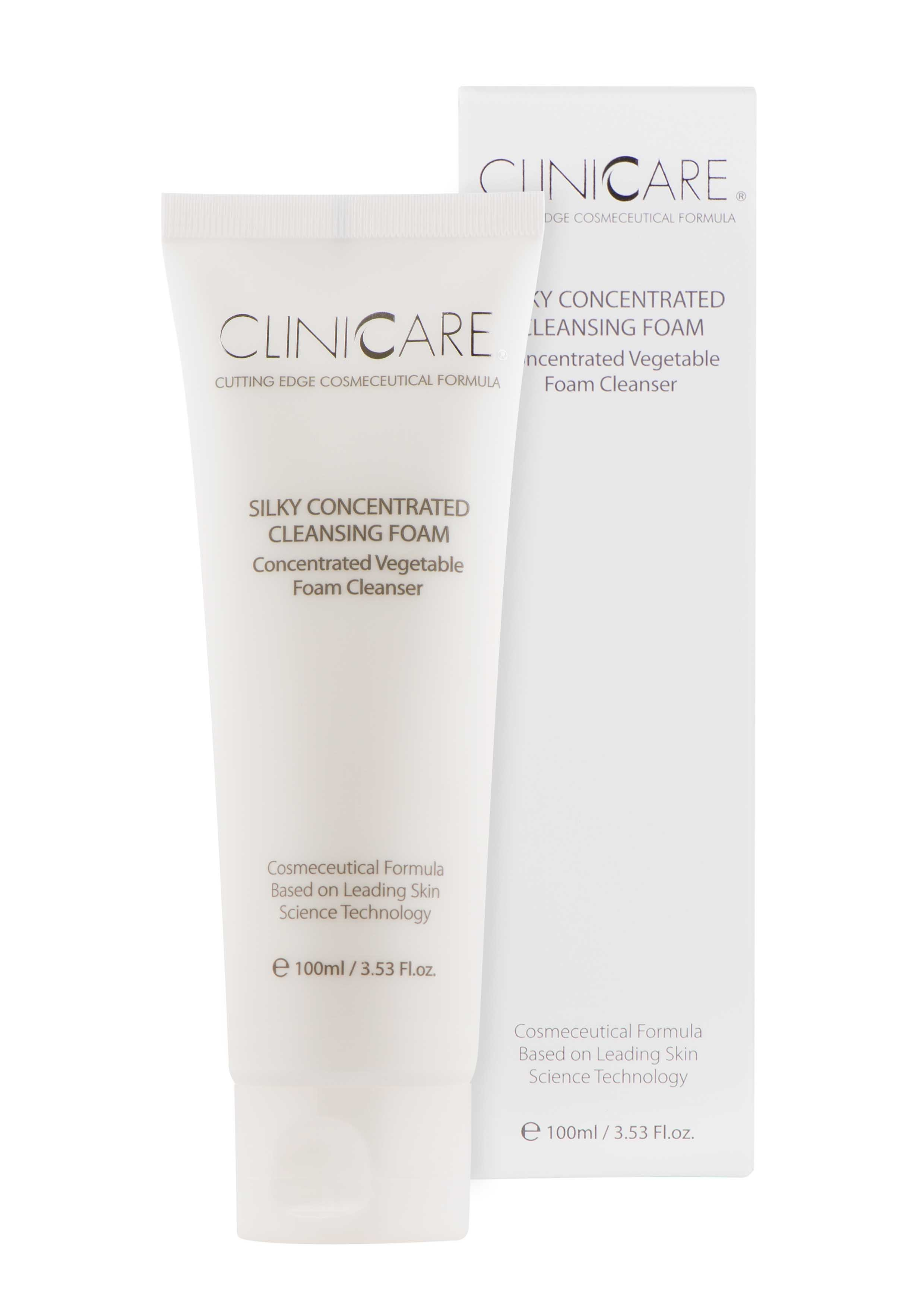 ClinicCare Concentrated Cleansing Foam - 100 ml