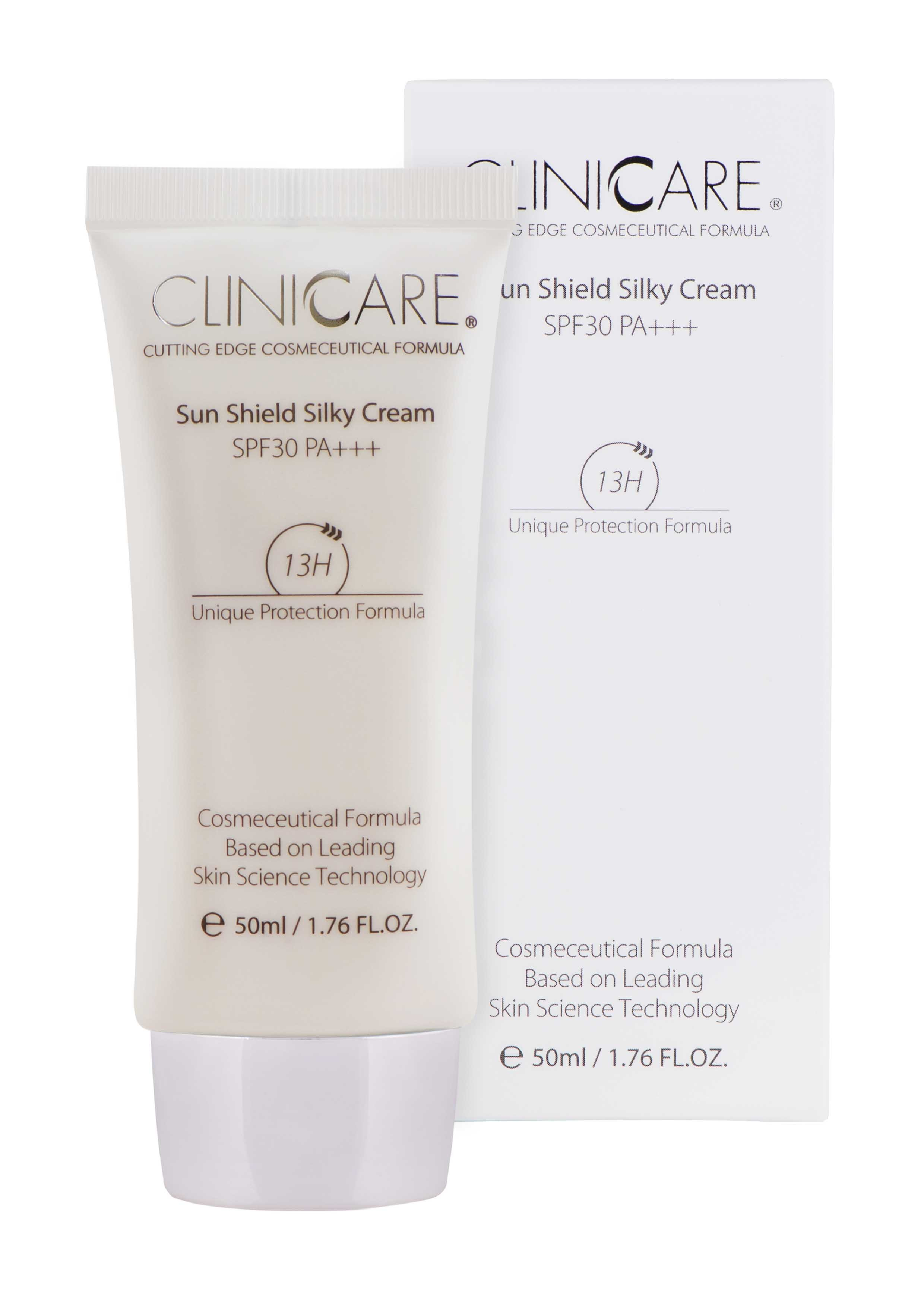ClinicCare Sun Shield Silky Cream (SPF30) - 50 ml