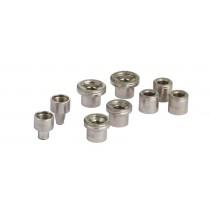 Diamond Peel ringen set van 9