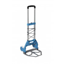 Inklapbare trolley - Aluminium 75kg