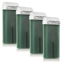 Depiluxe Harspatronen 100 ml Azuleen/Groen Per doos a 24 stuks