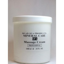 Mineral Care Spa Face massage cream - Salonverpakking