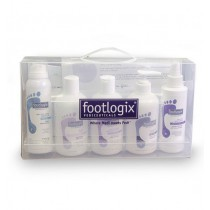 Footlogix Professional Backbar Starter Kit - 5 Delig