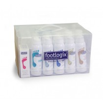 Footlogix Professional Intro Kit / School Kit - 16 Delig