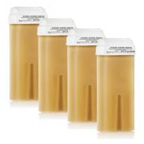 Depiluxe Harspatronen 100 ml Honing/Geel Per doos a  24 stuks