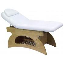Massagebank houten uitvoering PR77