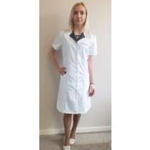 ClinicCare Werkjas Wit