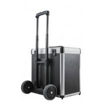 Trolley met grote wielen (voor koffer D of E)
