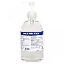 Maniskin Plus Handdesinfectie Gel - 250 ml - 500 ml