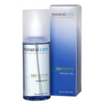 Mineral Care Spa Massage oil