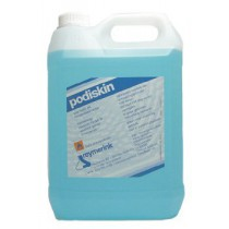 Podiskin huiddesinfectie - alcohol met chloorhexidine - 5000ml
