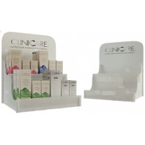 Toonbank display ClinicCare