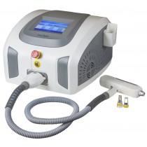 Carbonpeeling met Q-Yag-laser